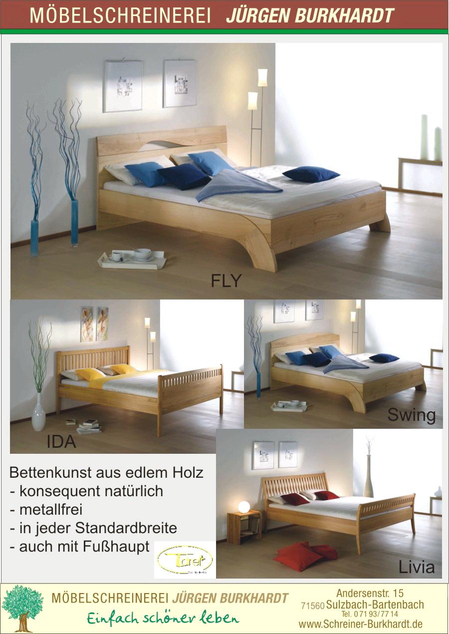 Collage Betten au sHolz