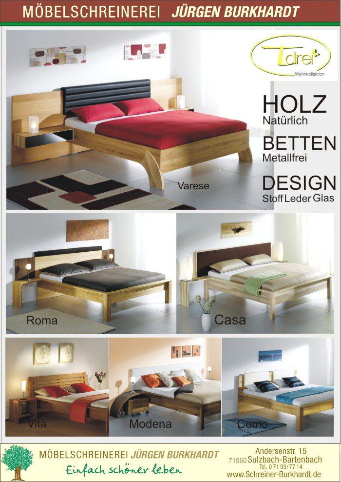 Luxus Betten von T3
